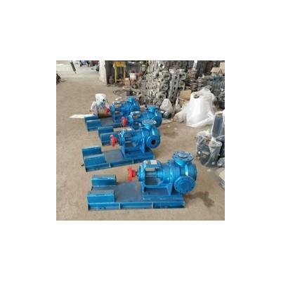 宏润不锈钢食品级转子泵厂家-流量12立方高粘度转子泵发货