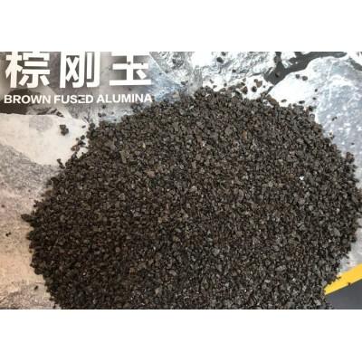 锐石一级棕刚玉段砂质量好价格忧