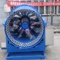 固定式除尘雾炮机 全自动风送式远程射雾器 30-150型射程