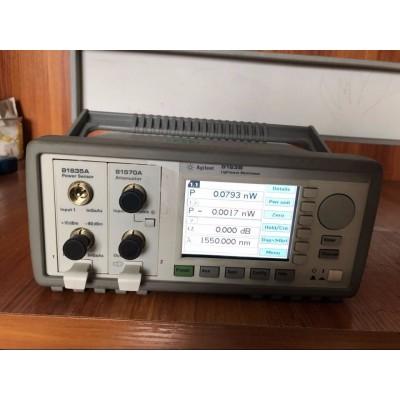 助力回收Agilent8163B光功率计安捷伦8163B买卖