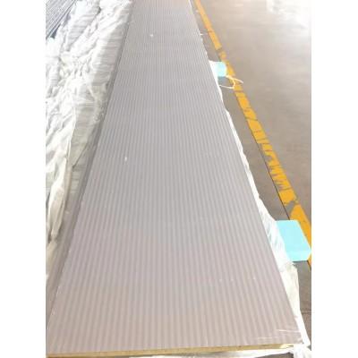 黑龙江厂家销售 保温防水聚氨酯岩棉夹芯板