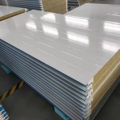 烟台厂家出售 防腐承插式聚氨酯岩棉夹芯板