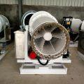 甘肃露天煤矿开采除尘雾炮机 固定式防爆远程射雾器湿式除尘风机