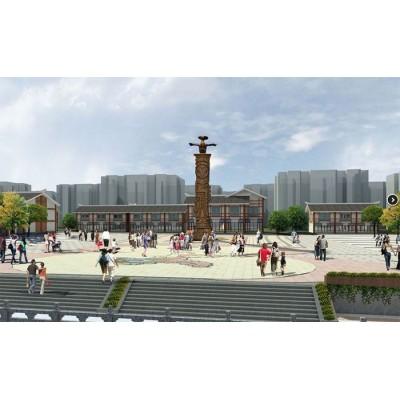 北京亮典旅游 重庆旅游规划设计 云南景区亮点策划 主题雕塑